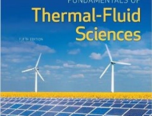 Fundamentals of Thermal Fluid Sciences