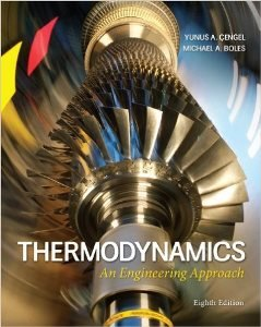 Thermodynamics engineering approach